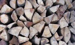 Split Logs Scottish Seasoned Firewood