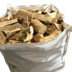 seasoned mixed hardwood bulk bag